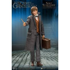 Les Animaux fantastiques 2 figurine Real Master Series 1/8 Newt Scamander Star Ace Toys