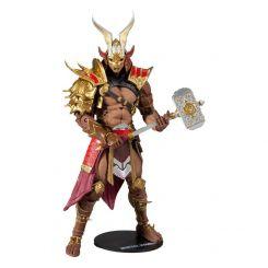 Mortal Kombat figurine Shao Khan McFarlane Toys