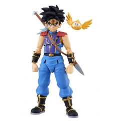 Dragon Quest The Adventure of Dai figurine Figma Dai Max Factory