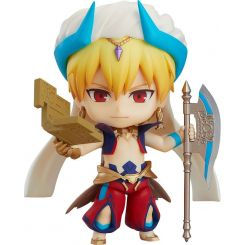 Fate/Grand Order figurine Nendoroid Caster/Gilgamesh: Ascension Ver. Orange Rouge