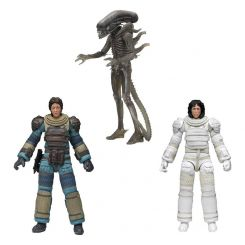 Alien assortiment figurines 18 cm 40th Anniversary série 4 Neca