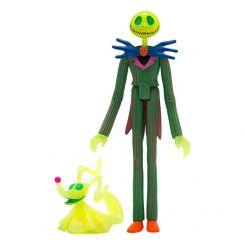 L´étrange Noël de Mr. Jack ReAction figurine Jack Skellington GITD (SDCC 2020) Super7