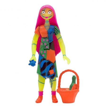 L´étrange Noël de Mr. Jack ReAction figurine Sally GITD (SDCC 2020) Super7