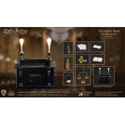 Harry Potter My Favourite Movie pack accessoires 1/6 Bureau Gringotts Star Ace Toys
