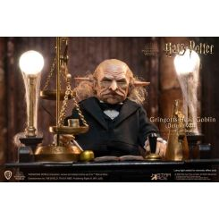 Harry Potter My Favourite Movie figurine 1/6 Gringotts Head Goblin Deluxe Ver. Star Ace Toys