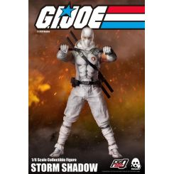 G.I. Joe figurine FigZero 1/6 Storm Shadow ThreeZero