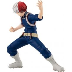 My Hero Academia statuette Pop Up Parade Shoto Todoroki Hero Costume Ver. Good Smile Company