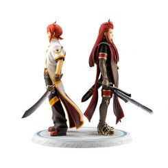 Tales Of The Abyss statuettes 1/8 Luke Fon Fabre & Asch Meaning of Birth Kotobukiya
