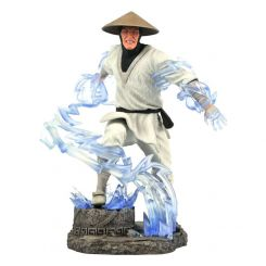 Mortal Kombat 11 Gallery statuette Raiden Diamond Select