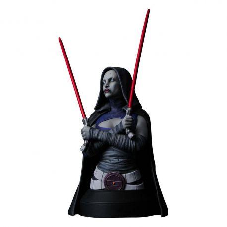 Star Wars The Clone Wars buste 1/6 Asajj Ventress Gentle Giant