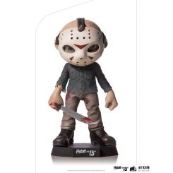 Vendredi 13 figurine Mini Co. Jason Voorhees Iron Studios