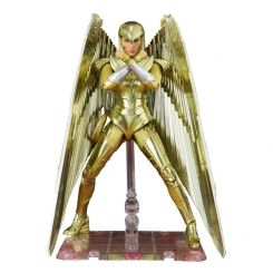 Wonder Woman 1984 figurine S.H. Figuarts Wonder Woman Golden Armor Bandai Tamashii Nations