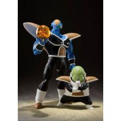 Dragon Ball Z 2 figurines S.H. Figuarts Burter & Guldo Bandai Tamashii Nations