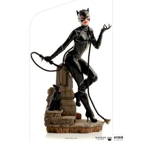 Batman Le Défi statuette Art Scale 1/10 Catwoman Iron Studios