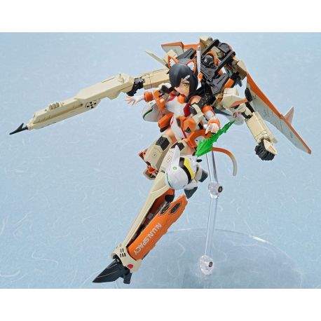 Macross Delta figurine VF-31D Skuld SP Aoshima