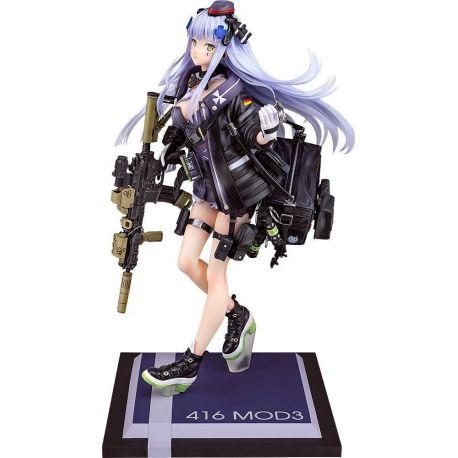 Girls Frontline statuette PVC 1/7 416 MOD3 Heavy Damage Ver. Phat!
