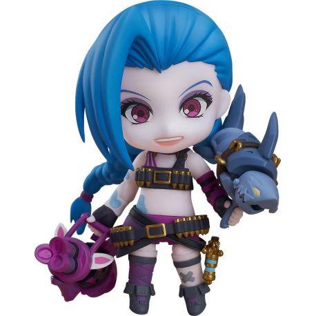 League of Legends figurine Nendoroid Jinx Good Smile Company