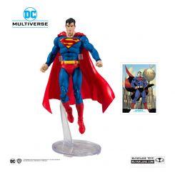 DC Rebirth figurine Superman (Modern) Action Comics 1000 McFarlane Toys