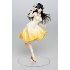 Rascal Does Not Dream of Bunny Girl Senpai statuette Mai Sakurajima Summer Dress Ver. Taito Prize