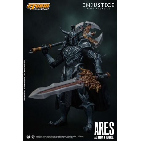 Injustice : Gods Among Us figurine 1/12 Ares Storm Collectibles