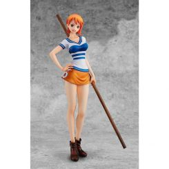 One Piece statuette P.O.P. Playback Memories Nami Megahouse