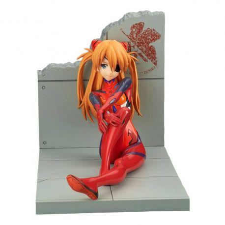Evangelion 4.0 Final statuette 1/7 Asuka Shikinami Langley Plugsuit Ver. Bellfine