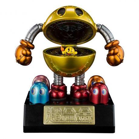 Pac-Man réplique Diecast Chogokin Bandai Tamashii Nations