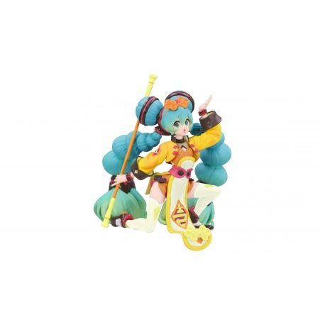Vocaloid statuette Noodle Stopper Hatsune Miku China Dress Color Variation Furyu