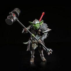 Mythic Legions: Wasteland figurine Thumpp Four Horsemen Toy Design