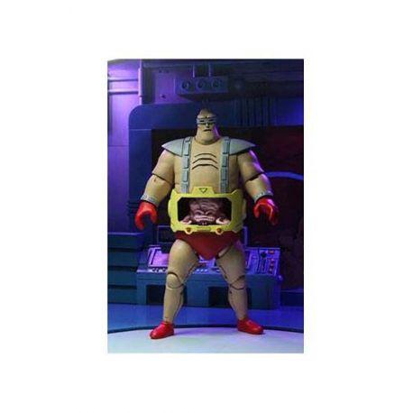 Les Tortues ninja figurine Ultimate Krang's Android Body Neca