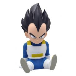 Dragon Ball tirelire Chibi Vegeta Plastoy