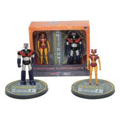 Mazinger Z pack 2 figurines Mazinger Z & Afrodita A SD Toys