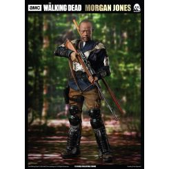 The Walking Dead figurine 1/6 Morgan Jones ThreeZero