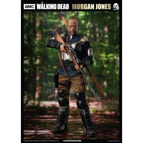The Walking Dead figurine 1/6 Morgan Jones ThreeZero