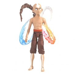 Avatar le dernier maître de l´air série 4 figurine Final Battle Aang Diamond Select
