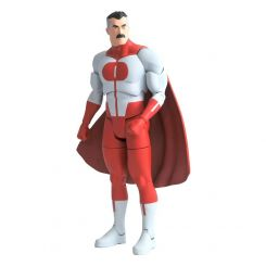 Invincible Animation série 1 figurine Deluxe Omni-Man Diamond Select