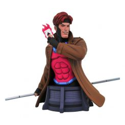 Marvel X-Men Animated Series buste Gambit Diamond Select