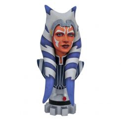 Star Wars The Clone Wars Legends in 3D buste 1/2 Ahsoka Tano Diamond Select