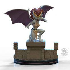 Gargoyles figurine Q-Fig Demona Quantum Mechanix
