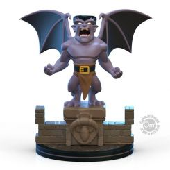 Gargoyles figurine Q-Fig Goliath Quantum Mechanix