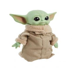 Star Wars The Mandalorian peluche Nakayoshi The Child Mattel