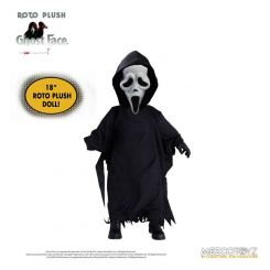 Scream poupée MDS Roto Ghost Face Mezco Toys