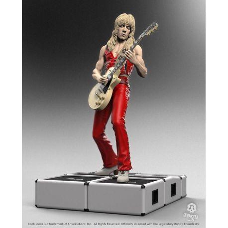 Statuette Rock Iconz Randy Rhoads III Limited Edition Knucklebonz