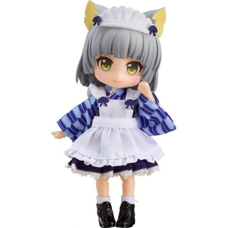 Original Character figurine Nendoroid Doll Catgirl Maid: Yuki Good Smile Company