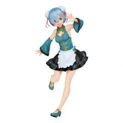Re:Zero statuette Rem Mandarin Maid Ver. Renewal Taito Prize