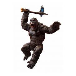 Godzilla vs. Kong 2021 figurine S.H. MonsterArts Kong Bandai Tamashii Nations
