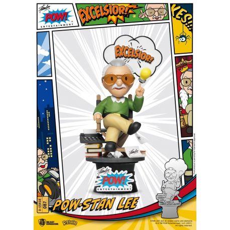 Stan Lee diorama D-Stage Stan Lee Beast Kingdom Toys