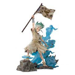 Dr. Stone statuette FiguartsZERO Ishigami Senku Bandai Tamashii Nations