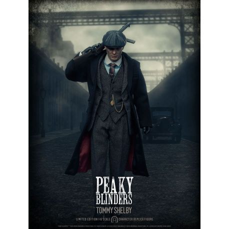 Peaky Blinders figurine 1/6 Tommy Shelby Limited Edition BIG Chief Studios