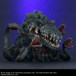 Godzilla vs Biollante statuette Defo-Real Series Biollante X-Plus